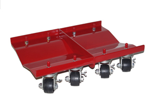 Merrick Originals, The Auto Dolly, Merrick Machine Company, Heavy Duty Dolly, Car Dolly, Dually Wheel Dolly, Truck Dolly