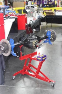The Axle Lift is one of the newer Merrick Original Specialty Shop Tools.